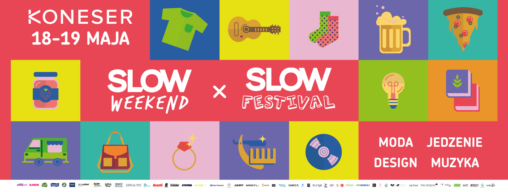 Slow Weekend 18-19.05. Koneser